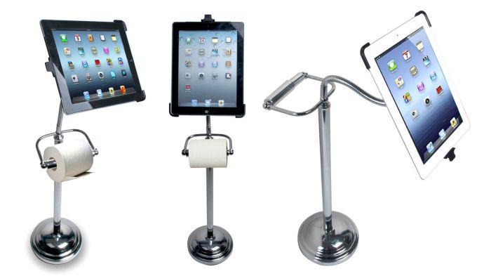 iPadställ