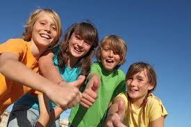Glada-elever